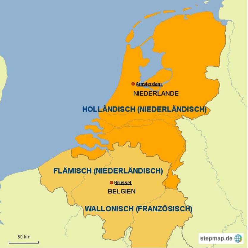 Niederländisch Holländisch Flämisch